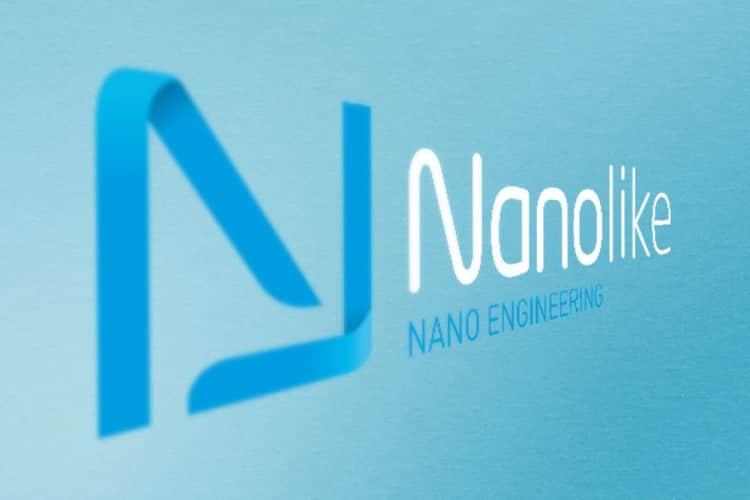 Création du logo de Nanolike