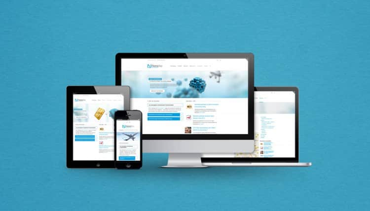 Webdesign et création de site web